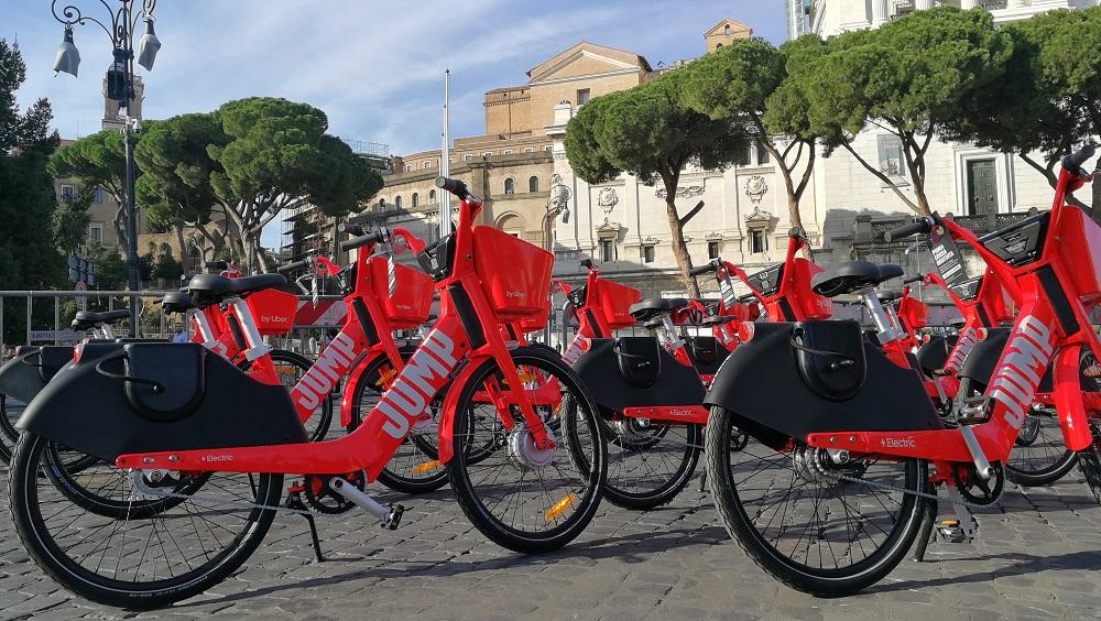 Mobike diventa italiana