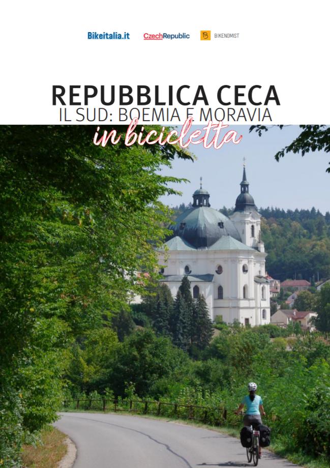 Repubblica Ceca in bici