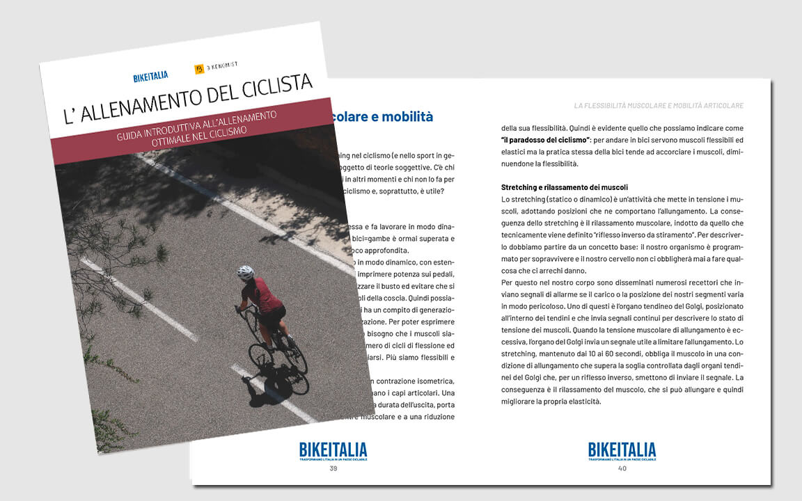 ebook gratuito bikeitalia guida all'allenamento del ciclista