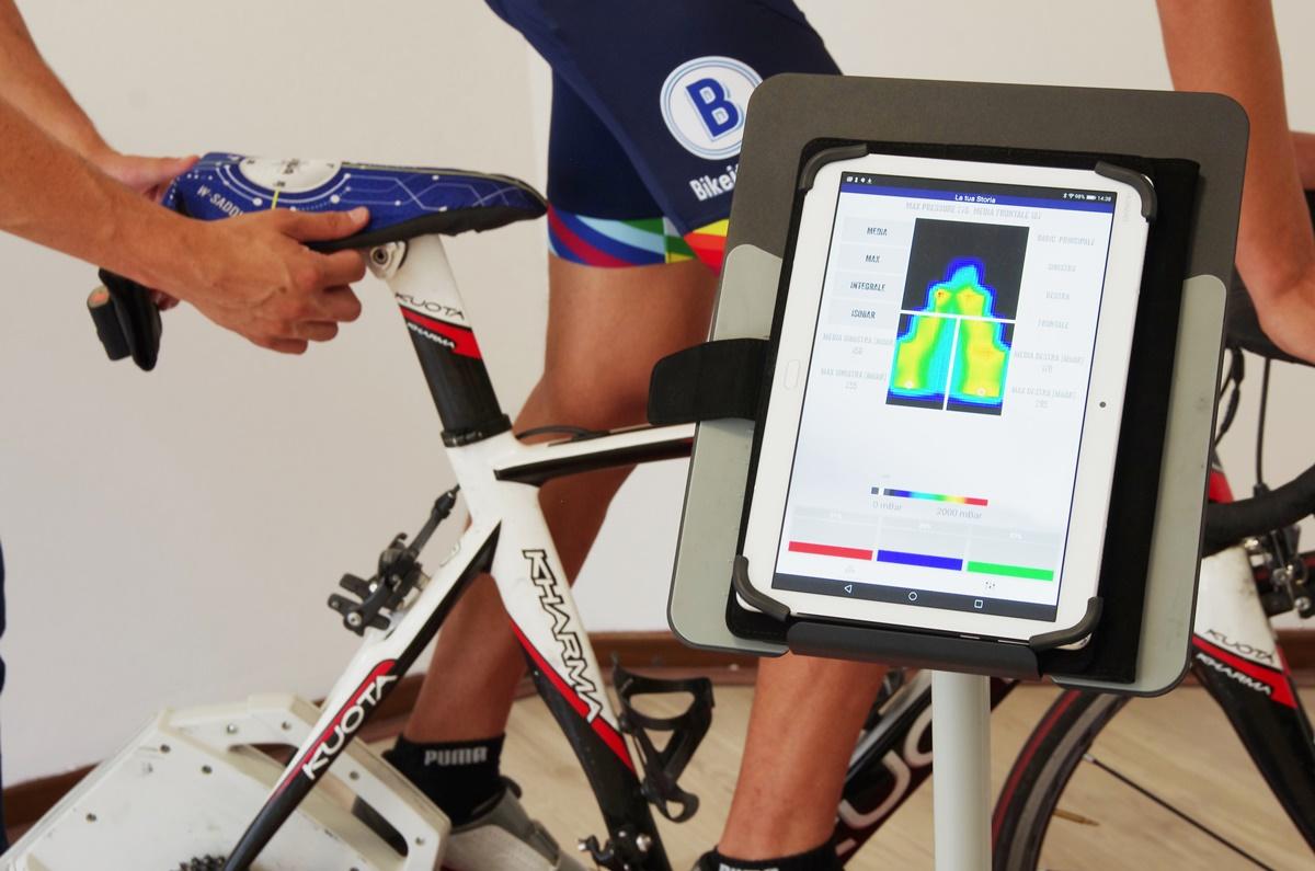 biomeccanica dolori ciclista