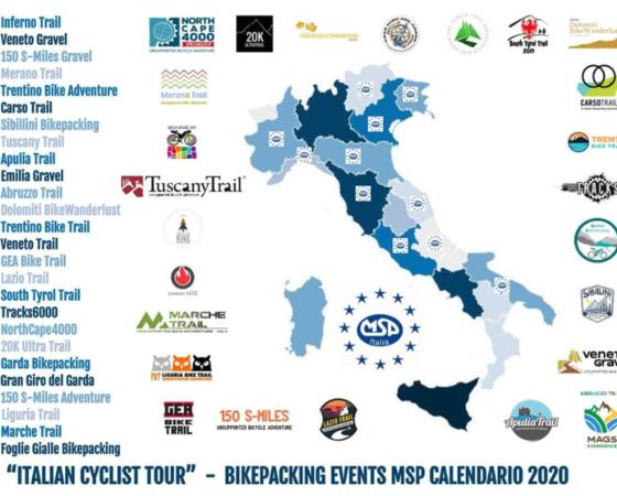 Adventure cycling 2020