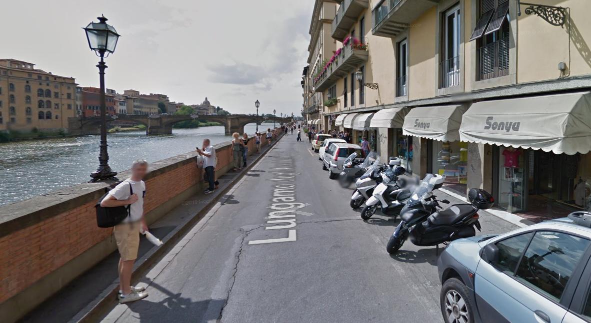 Ponte Vecchio Bici