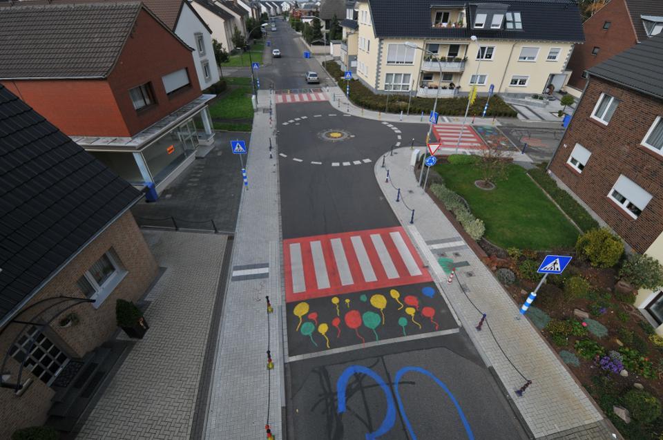 Germania bambini sicurezza stradale