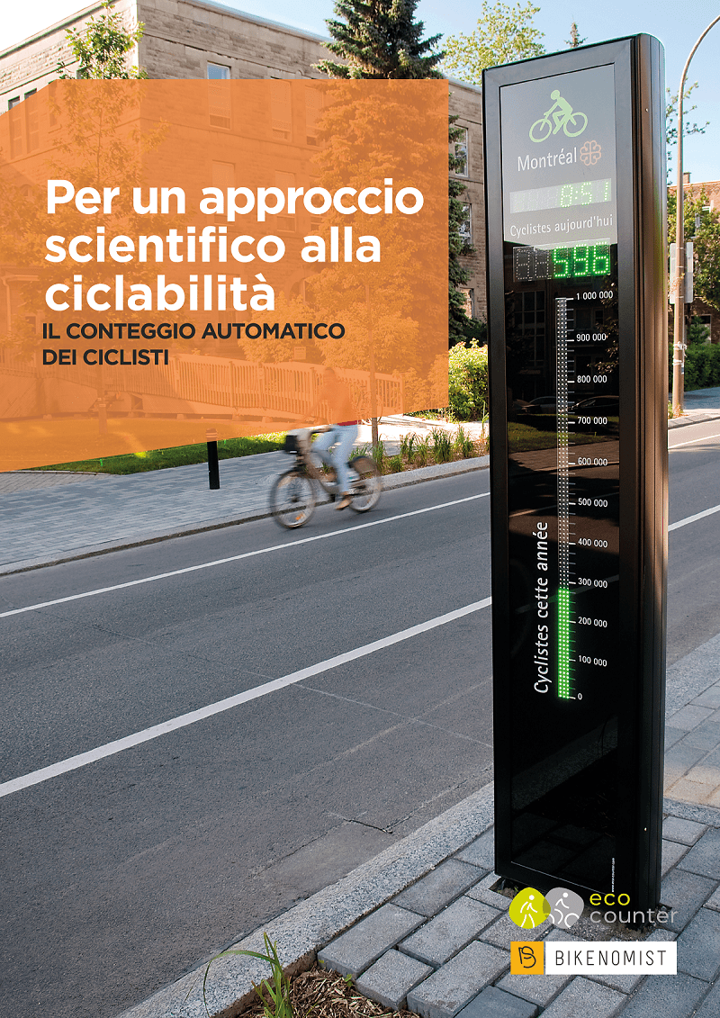 Ebook approccio scientifico ciclabilità