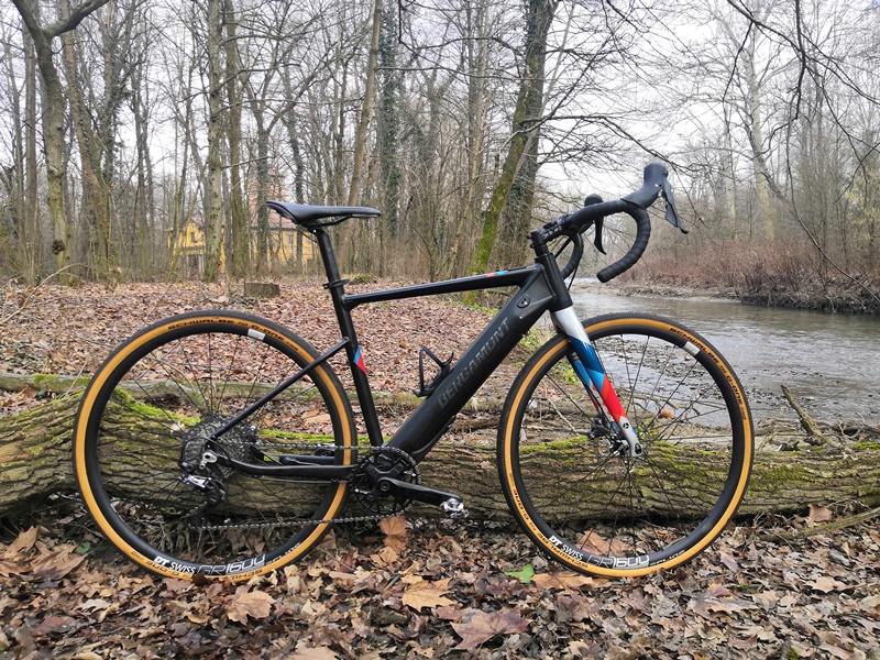 Bergamont E-Grandurance Elite Test 1