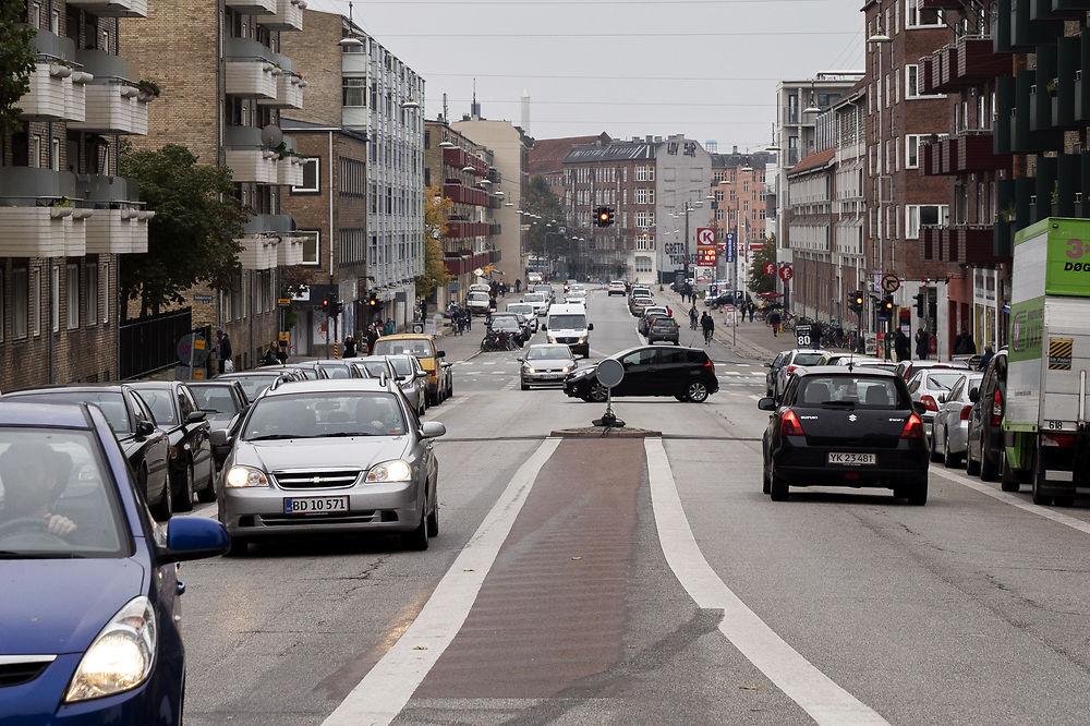 Danimarca confisca auto