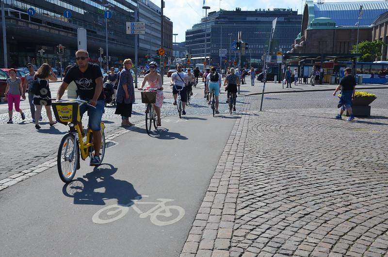 Helsinki vision zero