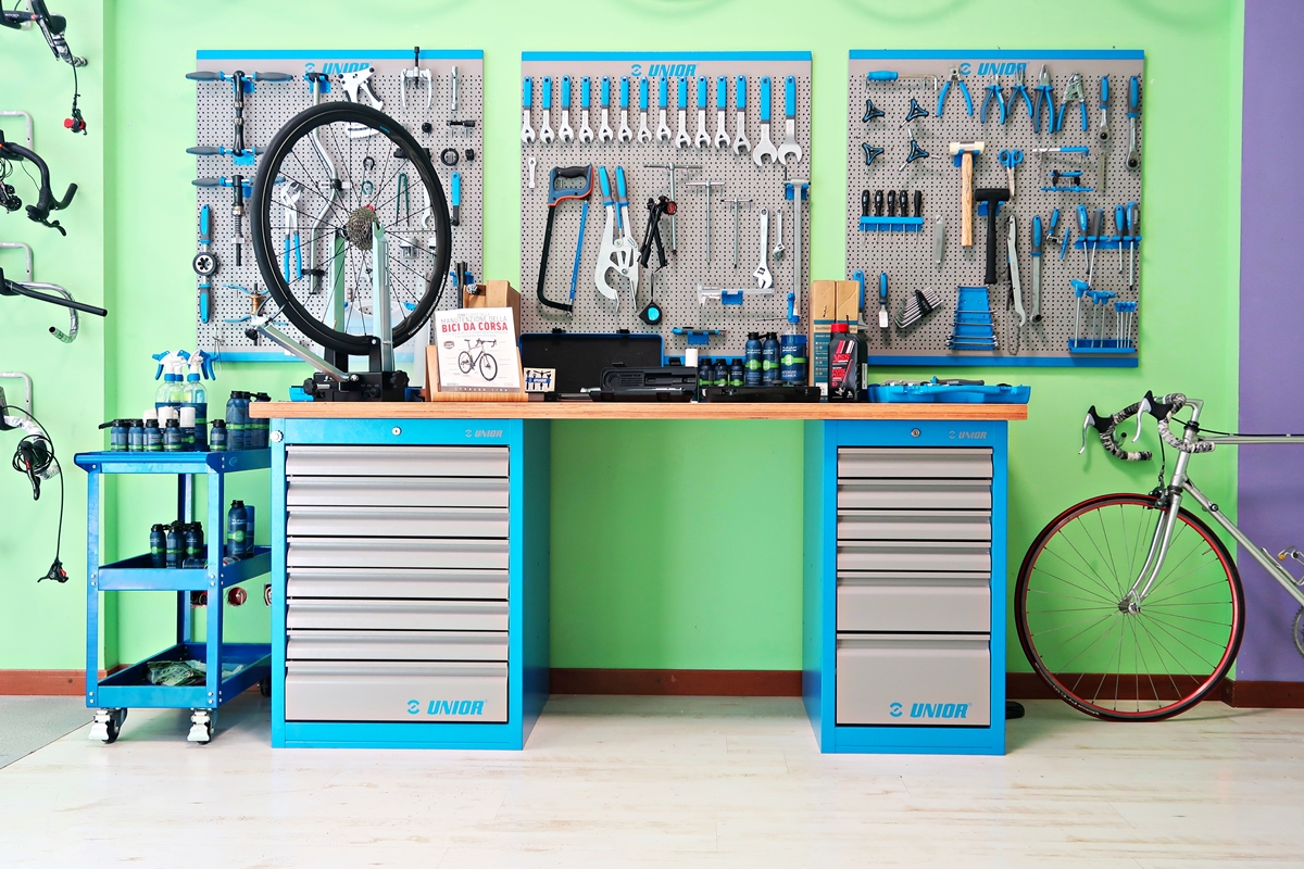 masterclass meccanica bici