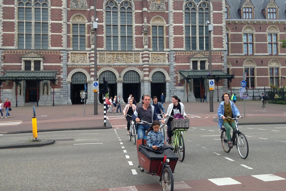 realizzare la citta delle bici