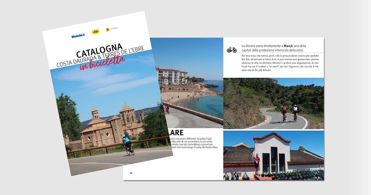 Catalogna, Costa Daurada & Terres de l'erve in bicicletta