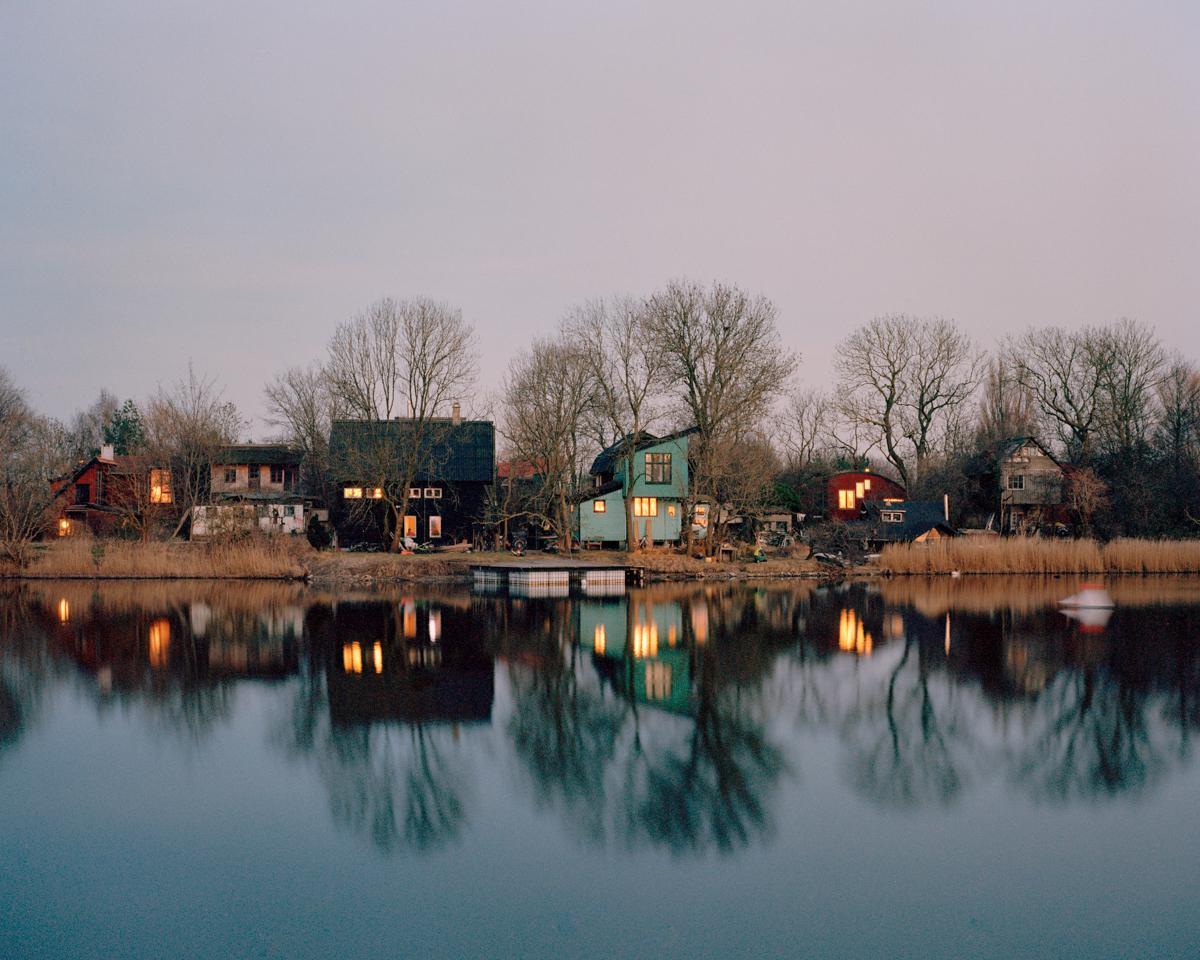 Christiania, di  Peter  Holliday per il progetto Visitcopenhagen e The British Journal of Photography