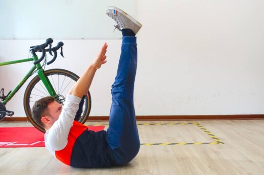 Core Training per ciclisti