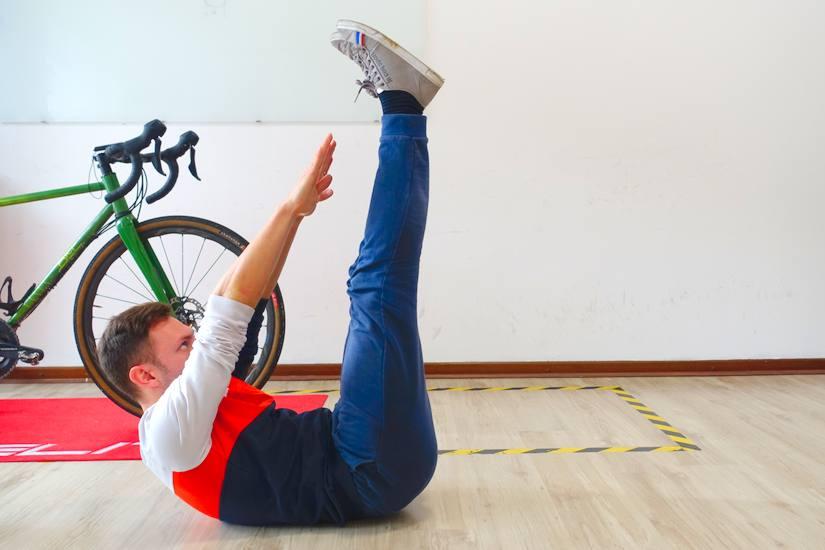 Core Training per ciclisti
