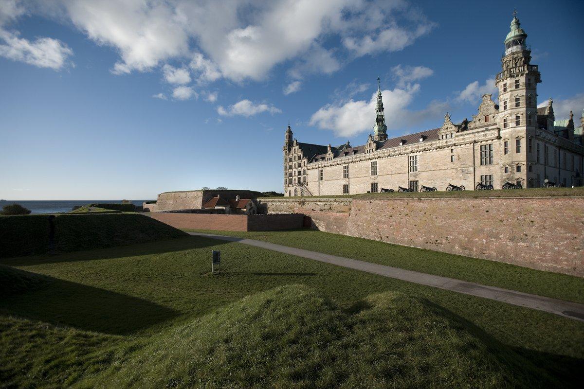 Castello di Kronborg, Danimarca