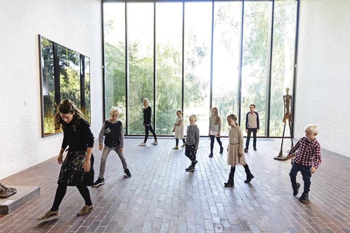 Fuori Copenaghen, foto di Ulrik Jantzen - Louisiana Museum of Modern Art
