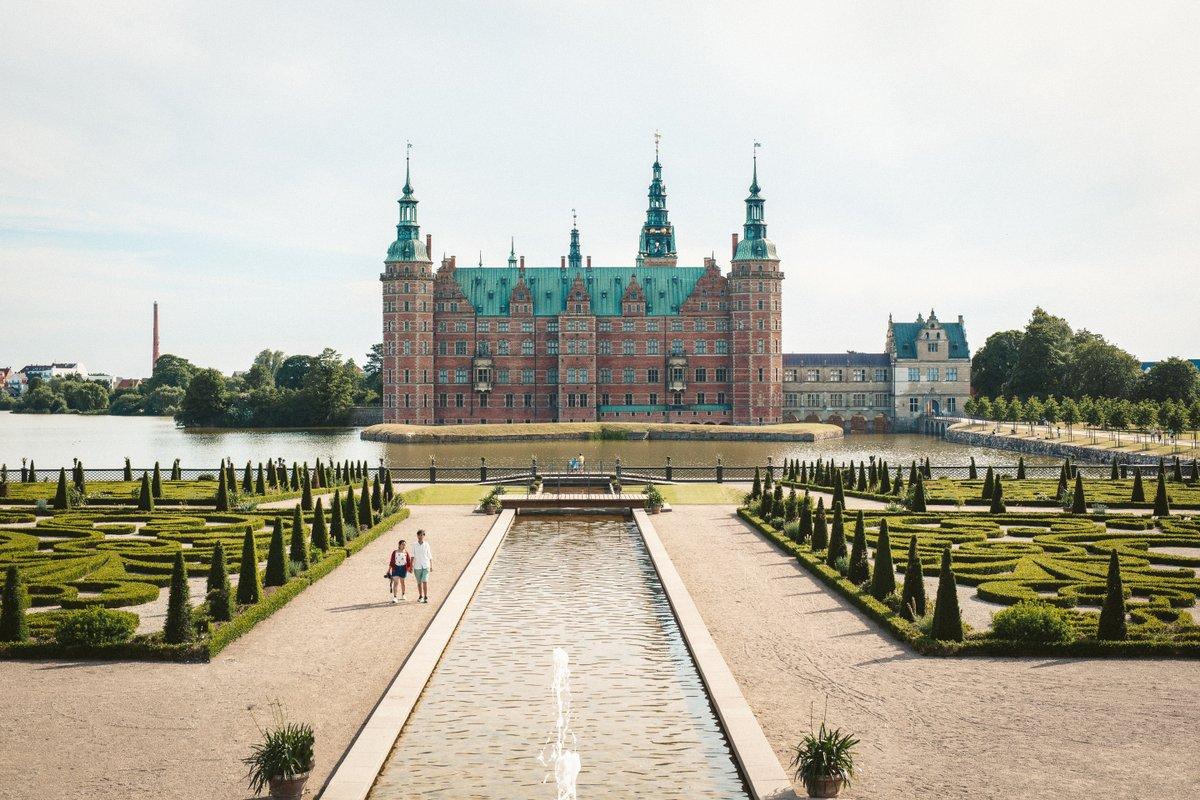 Castello di Frederiksborg, ©Mark Gray