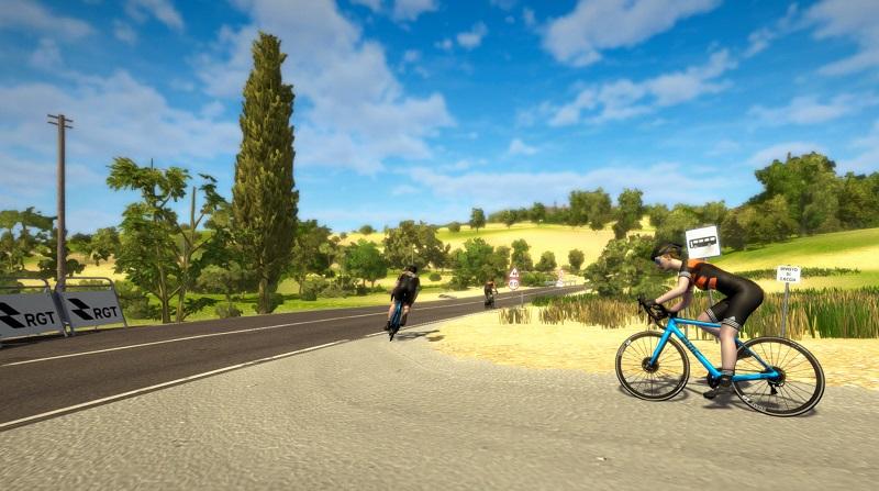 RGT Cycling, Pienz
