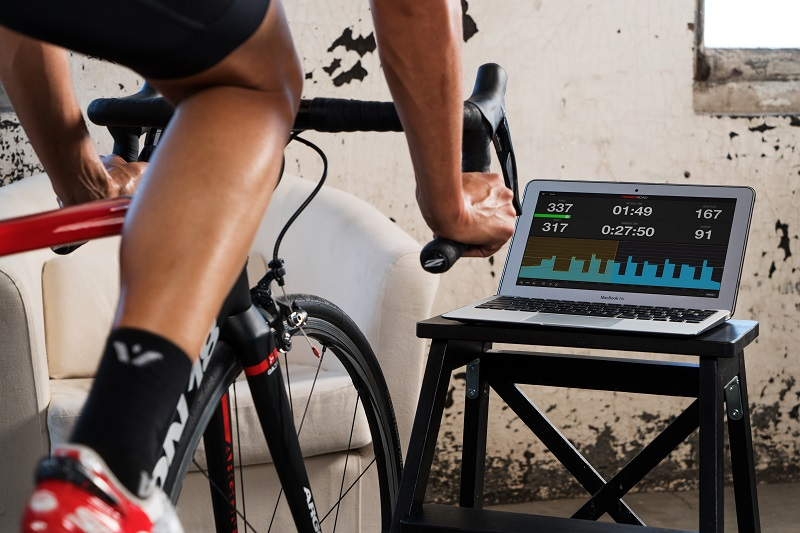TrainerRoad Lifestyle Mac Ride di Joshua McCowen