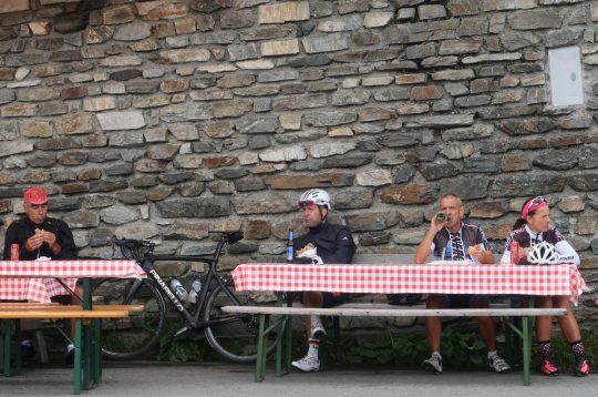 dieta del ciclista