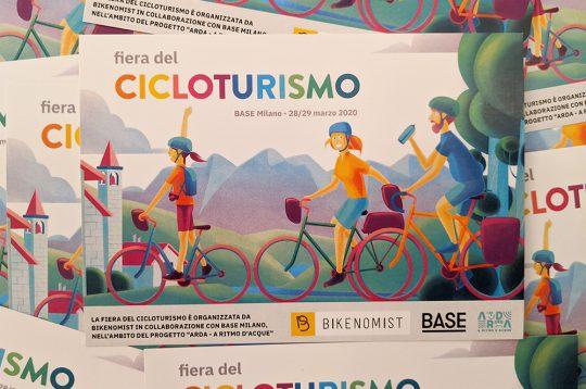 Cartoline Fiera del Cicloturismo