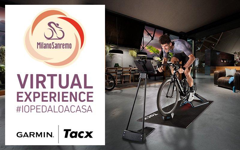 Milano Sanremo Virtual Experience