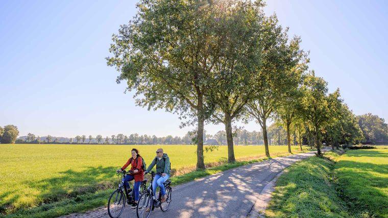 Cartina Piste Ciclabili Olanda.Olanda Nap Route La Ciclabile Sotto Il Livello Del Mare Lf9