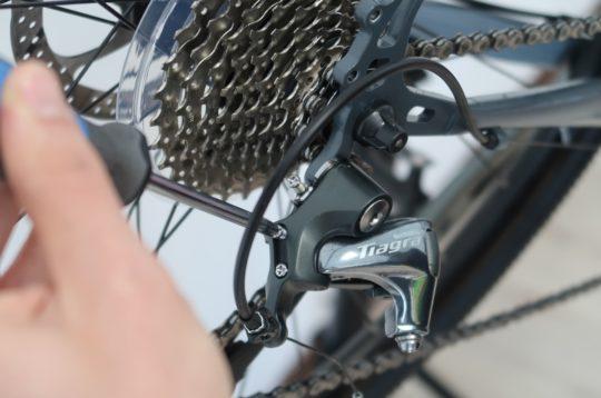 Meccanica per bici da corsa e mtb