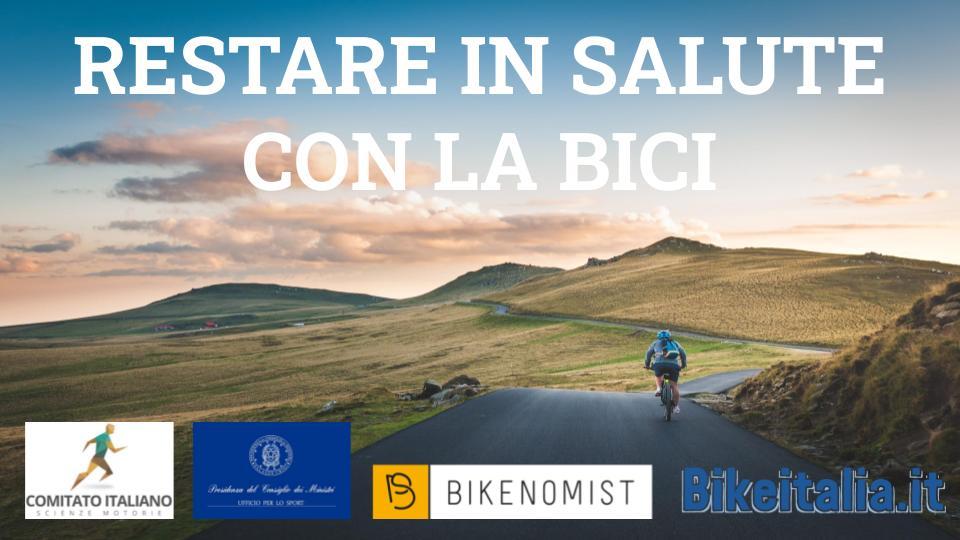 Restare in salute con la bici