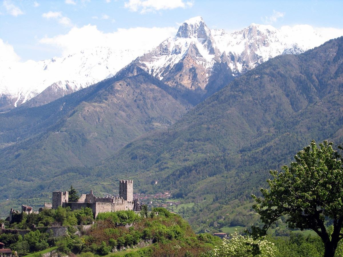 Castello di Breno (Bresciatourism)