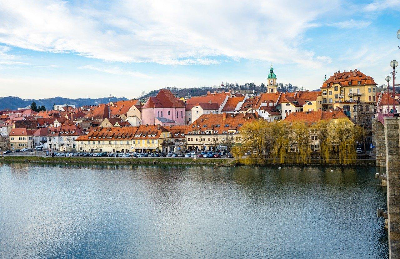 Maribor, di Leonhard Niederwimmer da Pixabay