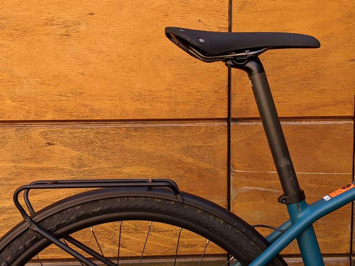 Bici manutenzione canyon commuter