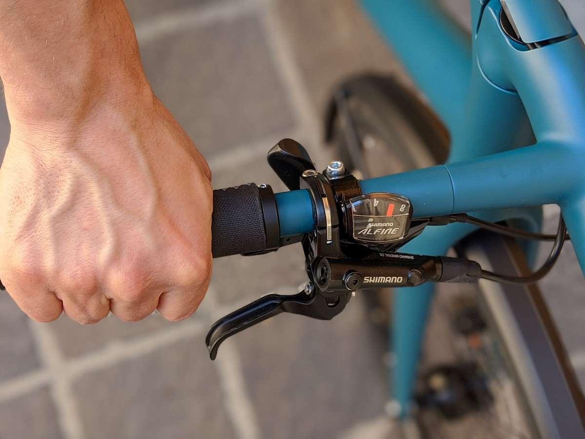 Bici manutenzione shimano