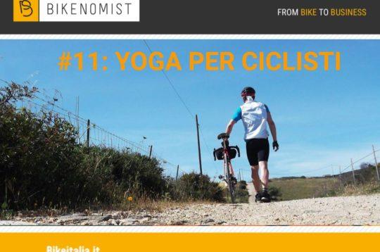 Yoga e ciclismo