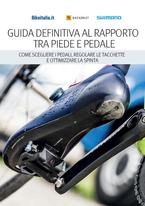 Guida definitiva al rapporto tra piede e pedale