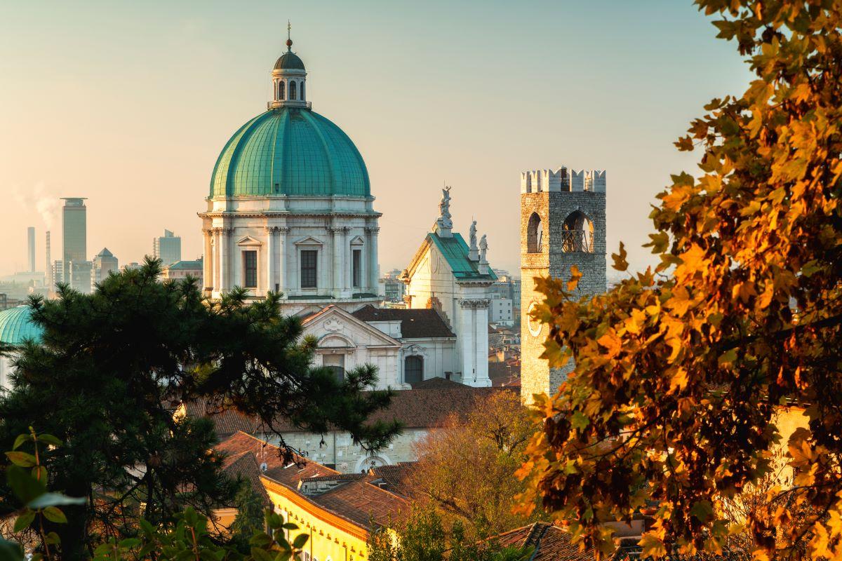 Brescia dall'alto, Visit Brescia