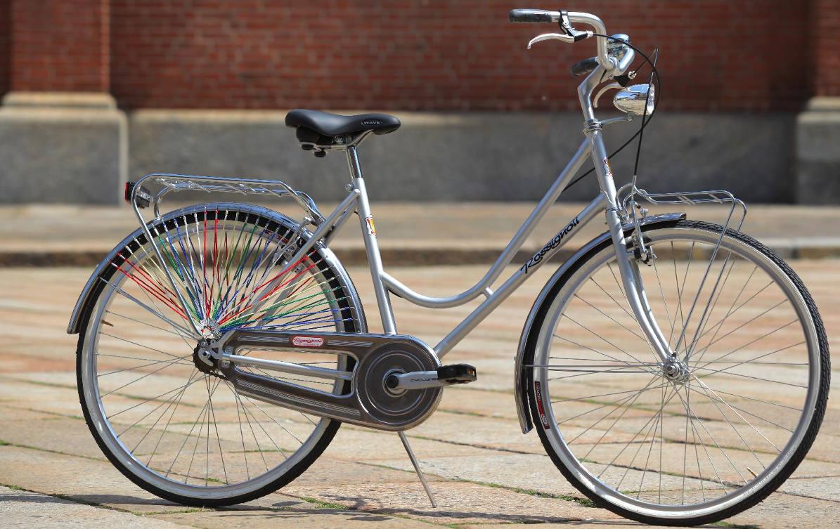 bici rossignoli classica donna