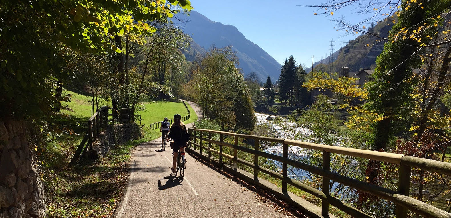 Ciclovia della Val Brembana - by Visit Bergamo