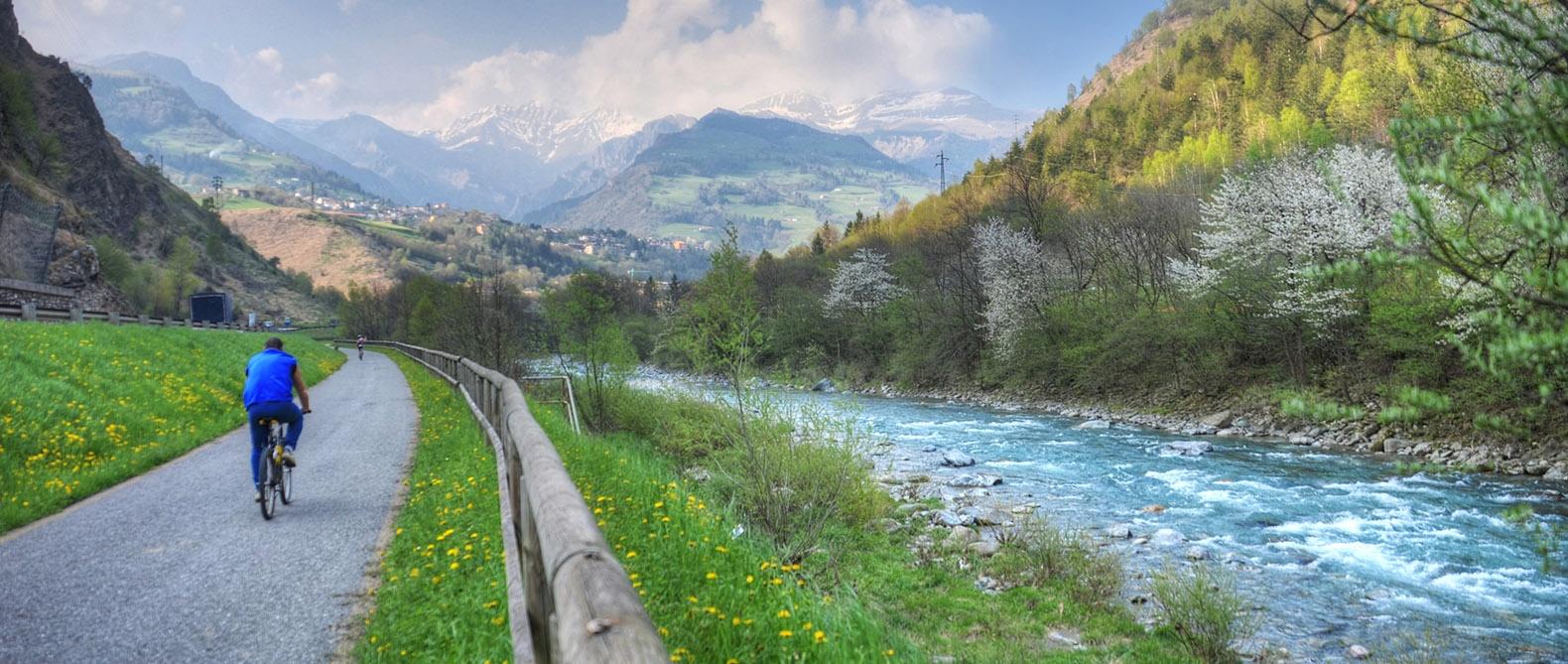 Ciclabile della Val Seriana - Visit Bergamo