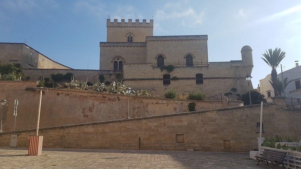 Castello Angioino (Parabita)