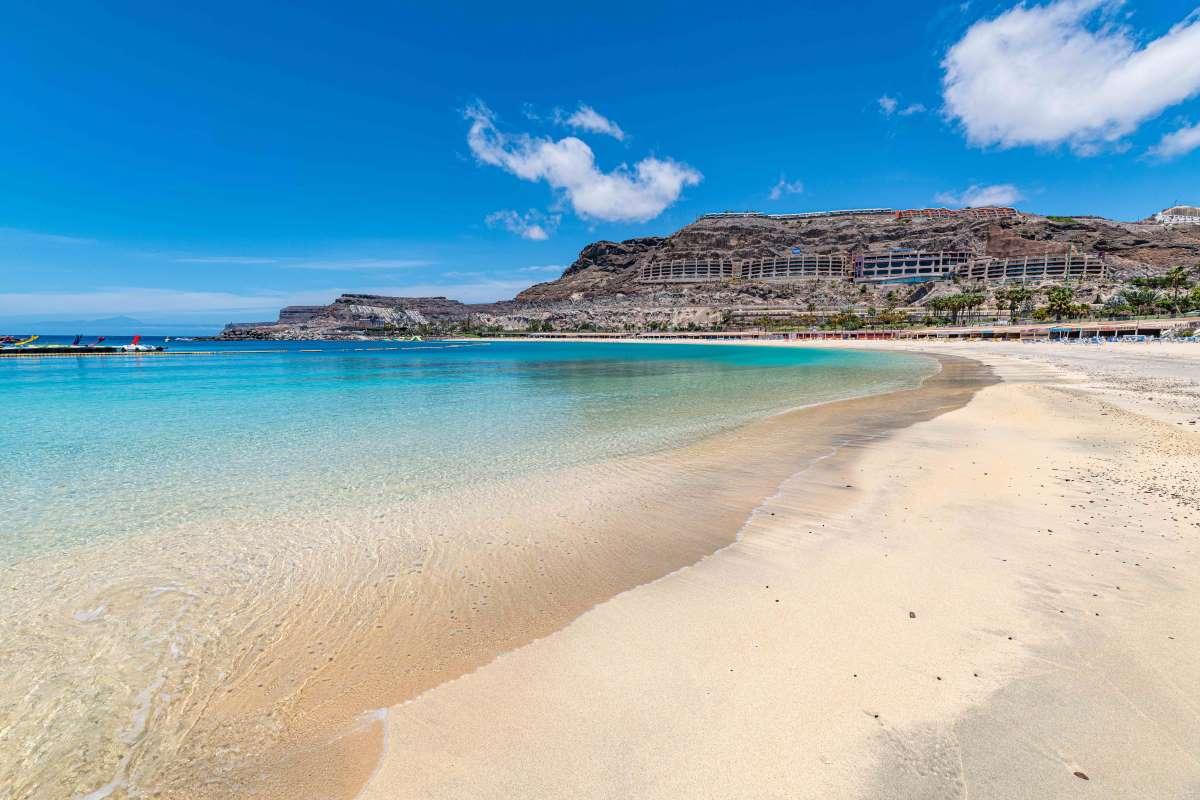 Playa di Amadores, Gran Canaria