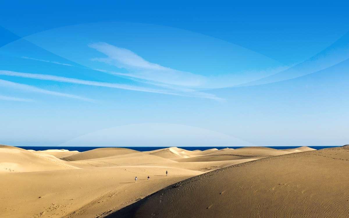 Dune di Maspalomas, Gran Ganaria