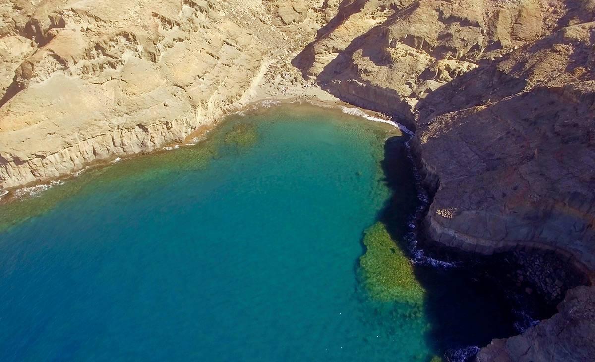 Spiaggia di Tiritaña, Gran Canaria