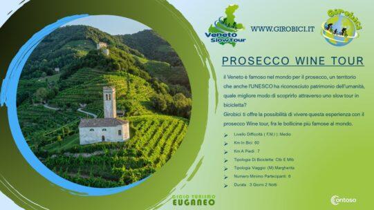 Tour Girobici Prosecco
