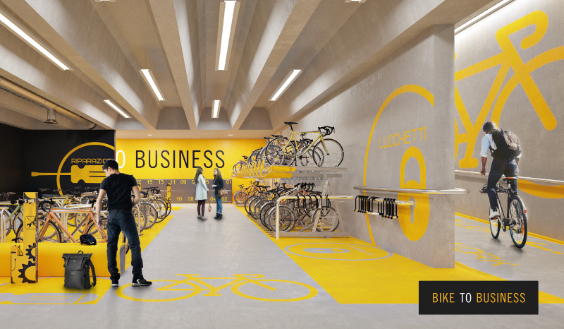 BIKE to BUSINESS
