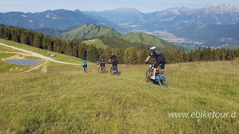 In bici in Val Seriana, www.valseriana.eu