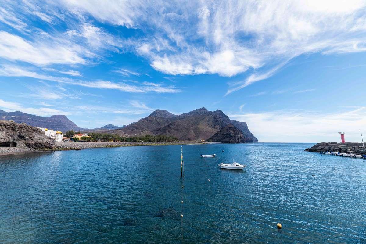 Playa di Aldea de San Nicolás, Gran Canaria