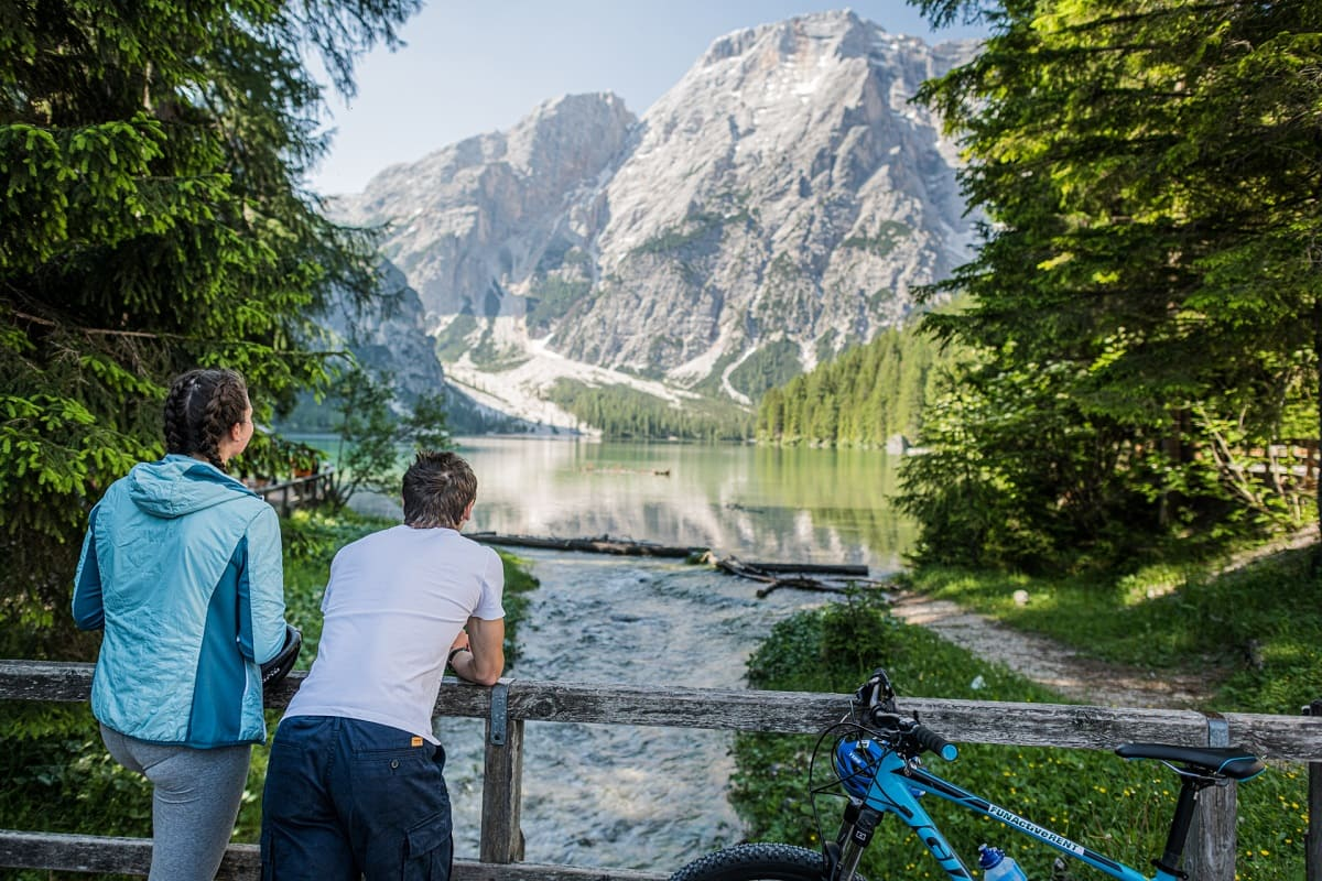 Alto - Adige, Lago di Braies, ©wisthaler.com per FunActive