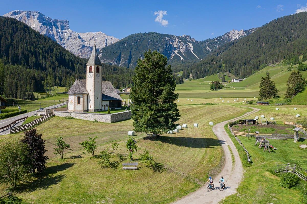Alto - Adige, Chiesetta di San Vito, ©wisthaler.com per FunActive