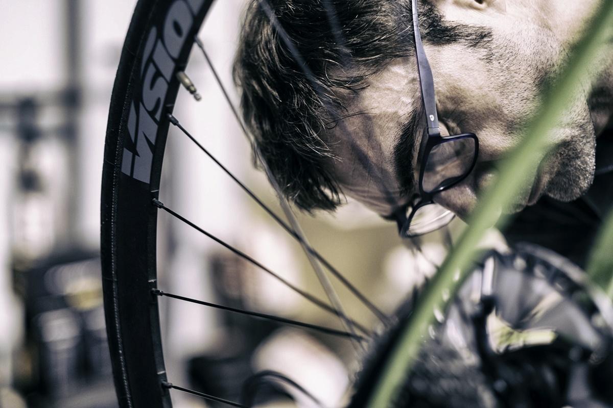 meccanico di bici