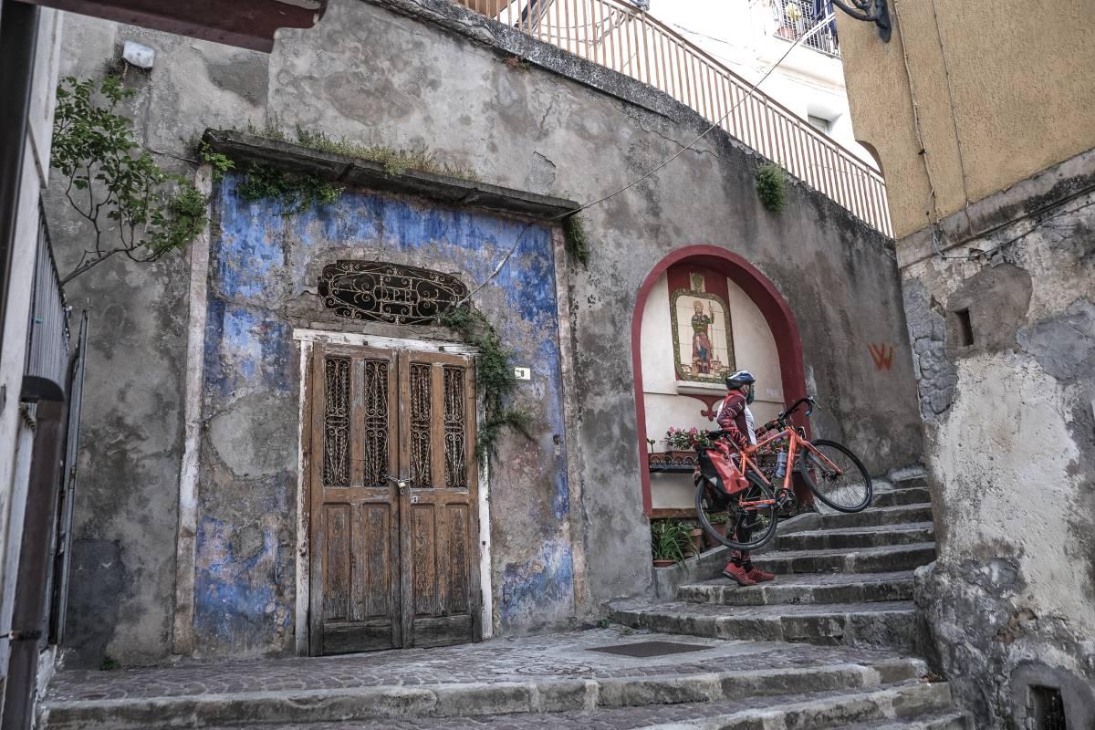 Borghi della Basilicata in bicicletta Ferula Viaggi